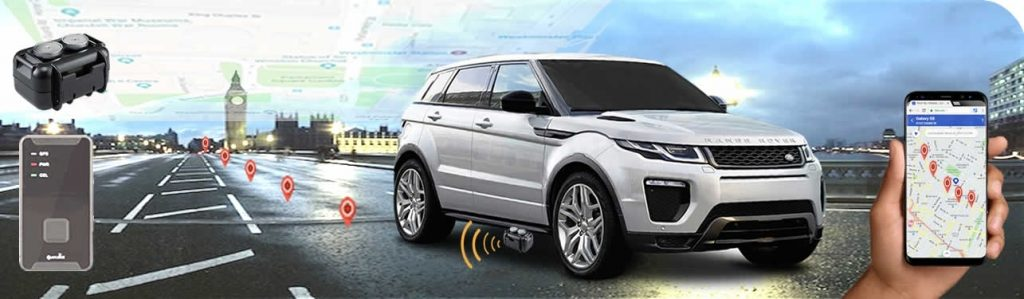 gps tracker for car