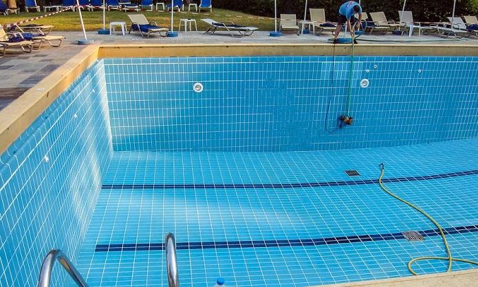 Drain Your Swimming Pool
