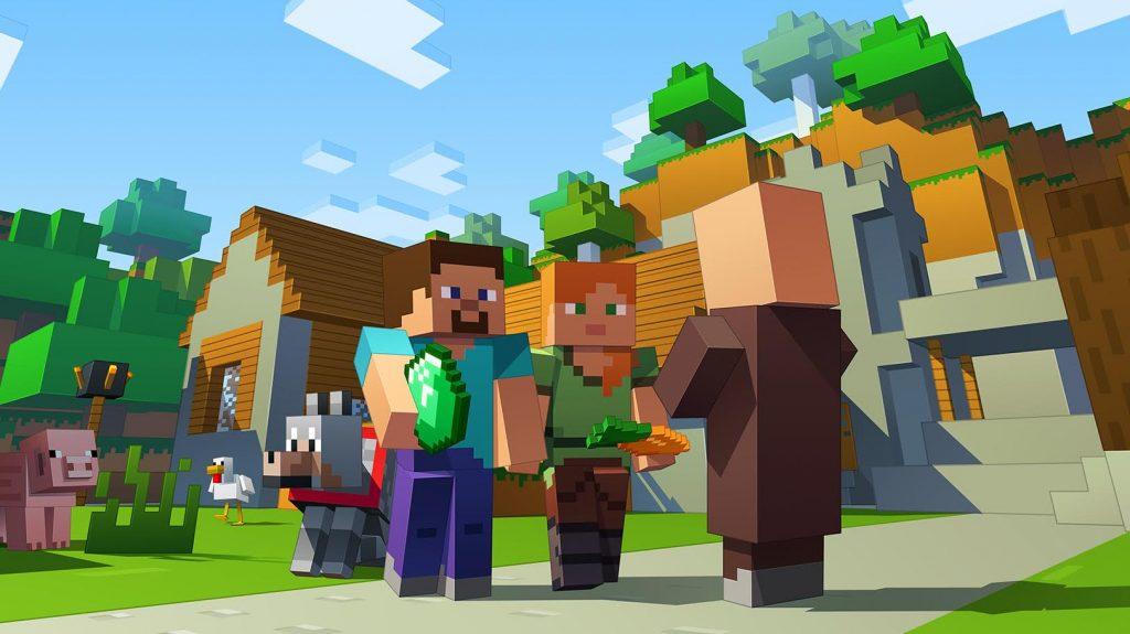 Minecraft Gaming
